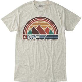 Hippy Tree Sunbelt T-shirt Homme, heather natural